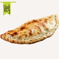 Photo Vegetarian Calzone - Pica Lulū