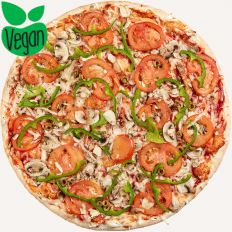 Photo Vegan Pizza - Pica Lulū