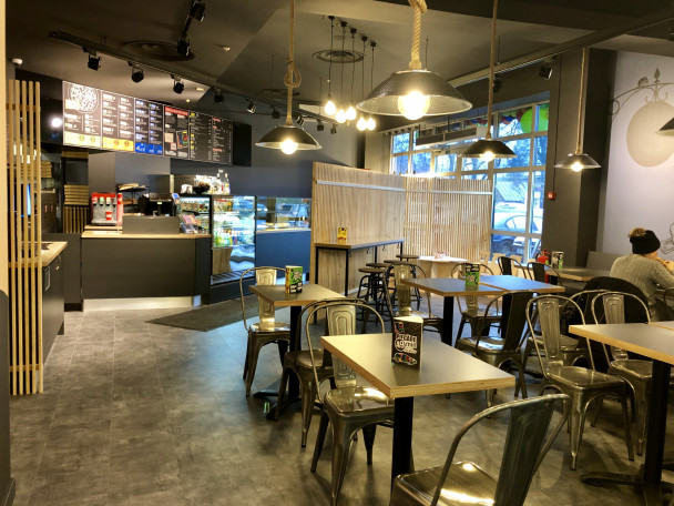 Pizza Lulu on Vienības gatve reopens after renovation