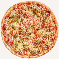 Photo Super Lulu pizza