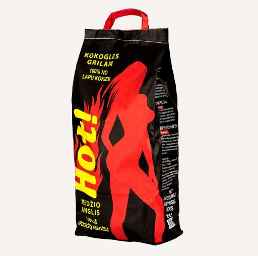 HOT Charcoal for grill 15l - 1 - Pica Lulū
