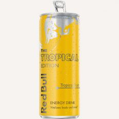 Attēls Red Bull Tropical Edition 250ml - Pica Lulū
