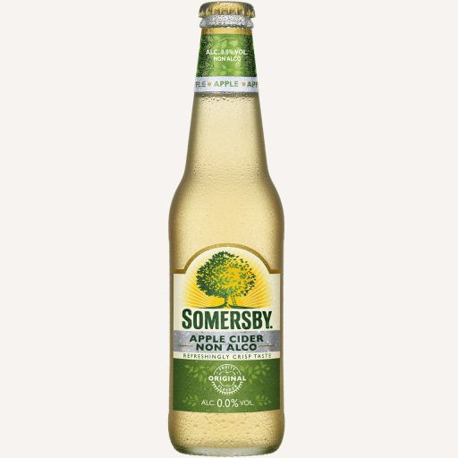 Somersby 0.0% sidrs 0.33l - 1