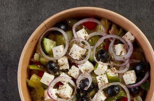 Greek salad - 1