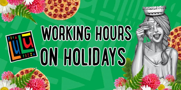Working hours on Midsummer holidays