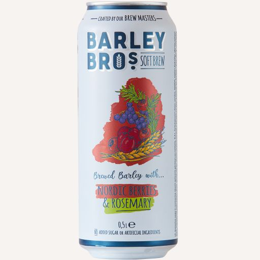 Barley Bros - Berries & Rosemarry 0.5l - 1 - Pica Lulū