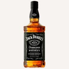 Photo Jack Daniel's Tennessee whiskey (40%), 1L - Pica Lulū