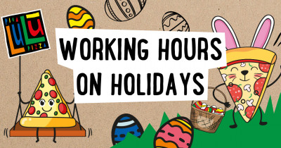 Working hours on Easter