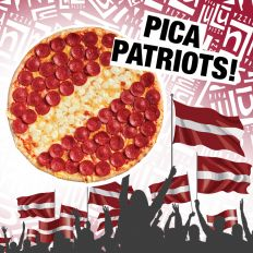 Photo Patriot Pizza  - Pica Lulū